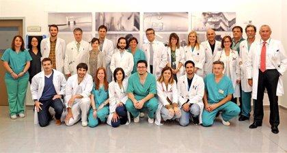 La Asociación Europea para el Estudio del Hígado premia una investigación de Valdecilla