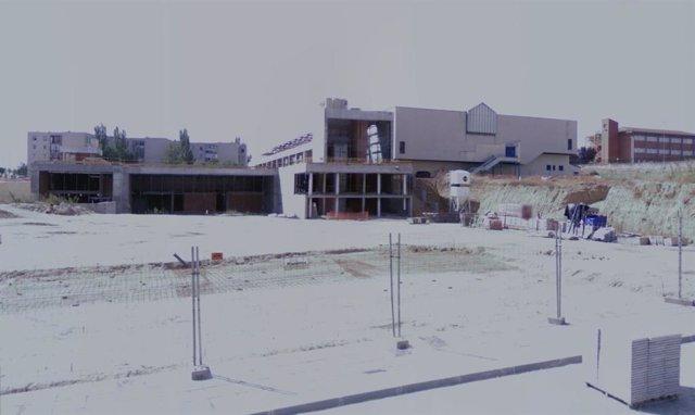 Polideportivo La Estación Navalcarnero