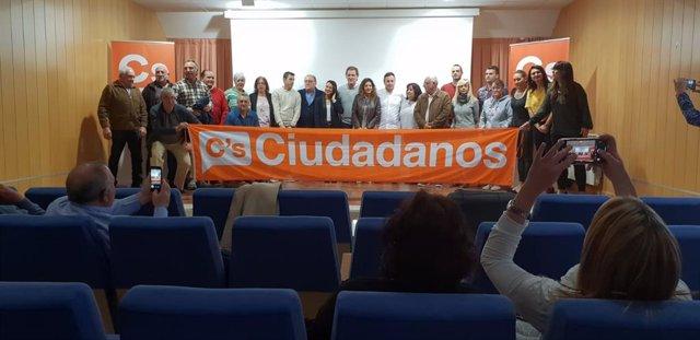 """26M.- Moreno Dice Que Cs Ofrece A Personas Preparadas Para """"Gobernar En Muchos Municipios De Las Cuencas Mineras"""""""