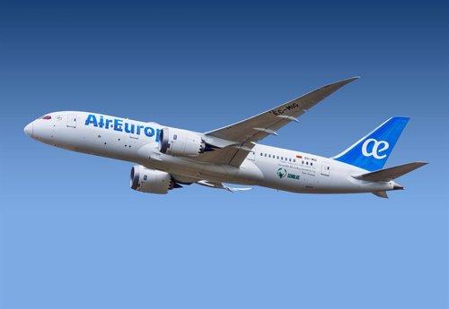 Air Europa mejora la experiencia del cliente en su flota 'Dreamliner'