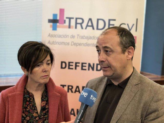 CCOO y TradeCyL reclaman un registro público para facilitar la detección de casos de falsos autónomos