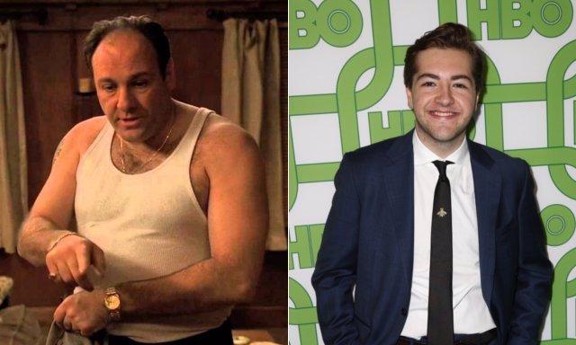 Michael Gandolfini se transforma en el joven Tony Soprano en las primeras imágenes de 'Newark'