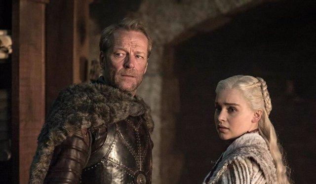 Juego de tronos: ¿Qué le susurra Daenerys a Ser Jorah Mormont en el 8x04?