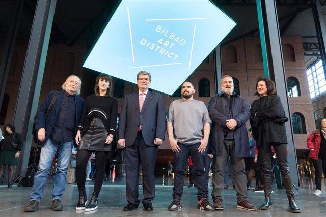 La Semana Bilbao Art District ofrece este jueves un concierto con instrumentos musicales inusuales