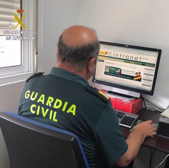 Huelva.- La Guardia Civil detiene a cuatro personas en Cartaya por la agresión a una persona con discapacidad