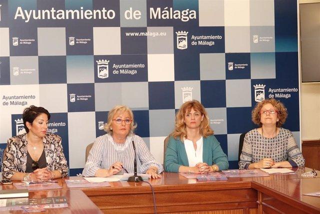 Málaga.- El distrito Cruz del Humilladero de Málaga capital celebra su XXI Semana Cultural y la Ruta de la Cruz