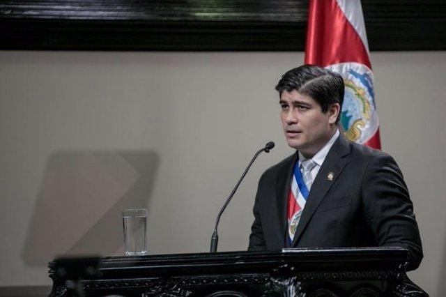 Éxito en el Plan Fiscal y fracaso en el desempleo, un año de Alvarado en la Presidencia de Costa Rica
