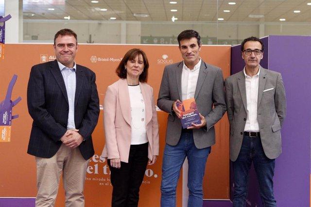 La campaña 'Testigos del Tiempo' quiere dar visibilidad al cáncer renal, que provoca 247 nuevos casos anuales en Aragón