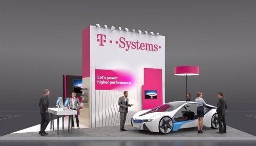 T-Systems mostrará sus tecnologías para el coche conectado en DES 2019