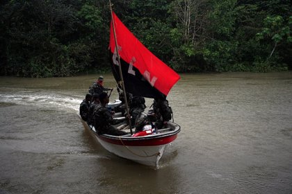 El Ejército colombiano asegura que más de 1.000 integrantes del ELN se encuentran en Venezuela
