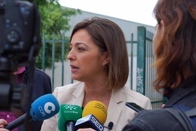 Córdoba.-26M.-La alcaldesa se compromete con el desarrollo económico y el empleo digno en los barrios más desfavorecidos