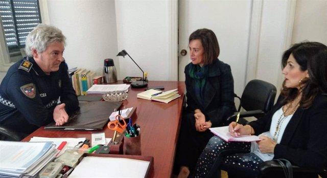 26M.- PP Se Compromete A Buscar Una Nueva Sede A La Policía Local De Torrelavega