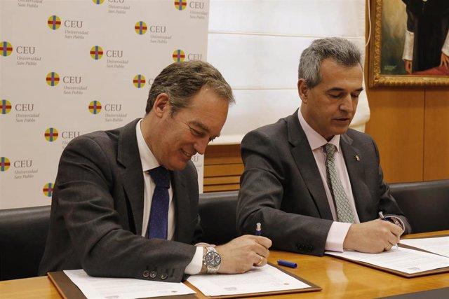 El CEU y GENERALI impulsan una Cátedra en 'Diversidad, inclusión e igualdad de oportunidades ante el empleo'