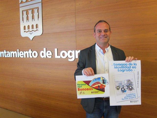 El autobús urbano será gratuito el 15 de mayo en Logroño por la Semana Movilidad que tendrá actividades todos los días