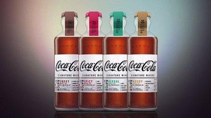 Coca-Cola lanza en julio en España una nueva gama de bebidas 'premium' de cola para coctelería