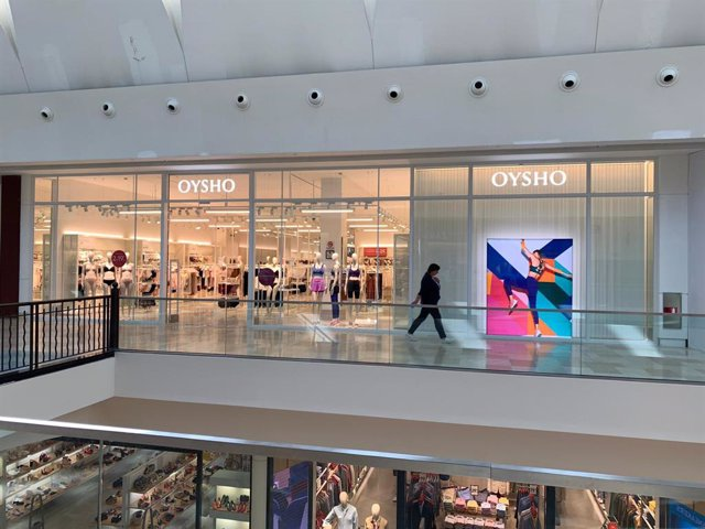 COMUNICADO: Oysho inaugura la ampliación de su nueva tienda en intu Xanadú
