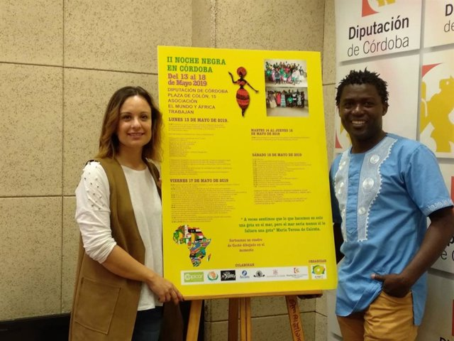 CórdobaÚnica.- La II Noche Negra pone la mirada en África con un amplio programa de actividades culturales y de ocio