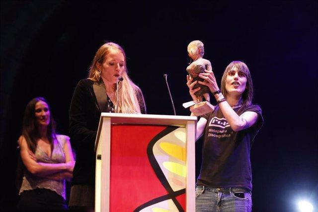 Baiuca, Bala y Tanxugueiras, entre los ganadores de los premios Martín Códax de la música