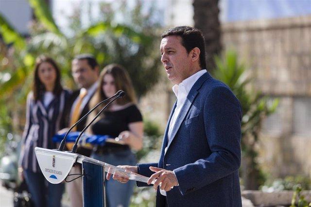 """SaboresAlmería.- Diputación celebra el Día de Europa y subraya las """"grandes oportunidades"""" que ofrece a la provincia"""