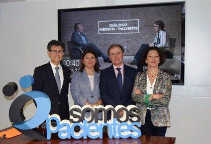 SEOM, Fecma y Fundación Farmaindustria ponen a dialogar a médicos y pacientes sobre la lucha contra las enfermedades
