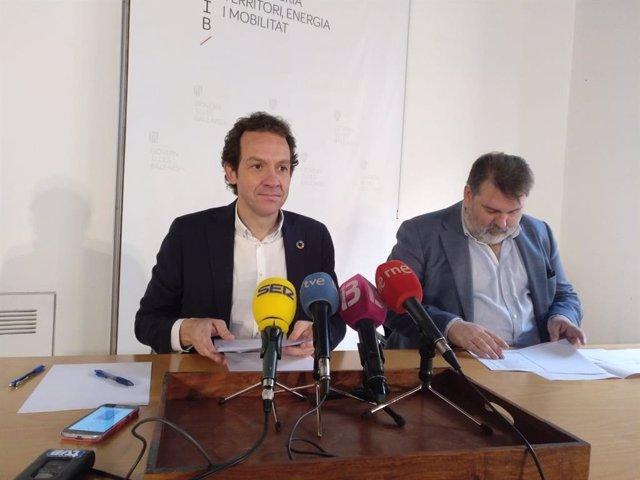 AMP.- El Govern abre 12 expedientes por 270.000 euros a grandes propietarios de viviendas en tres meses