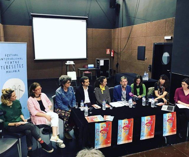 Más de 15 compañías de distintos países participan la próxima semana en el Festival Internacional Teresetes de Mallorca