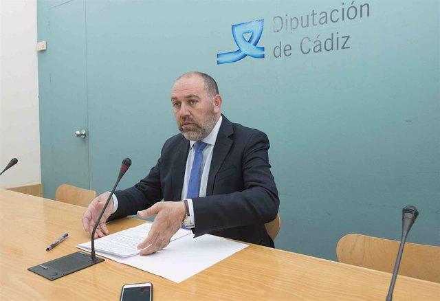 CádizAlDía.- Diputación invirtió 182 millones en el último ejercicio y alcanza un superávit de 41 millones