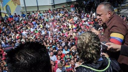 """Diosdado Cabello acusa a Estados Unidos de """"persecución política"""" por la retirada de sanciones al general desertor"""