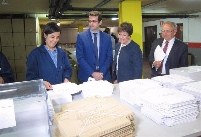 26M.-Un Total De 1.971.913 Electores Está Llamado A Votar En Las Municipales En Cyl, 74.746 Por Primera Vez