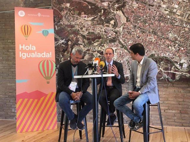 Airbnb internacionalizará las conclusiones del 'lab' de turismo sostenible de Igualada