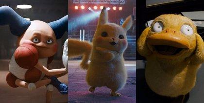 Detective Pikachu: Estos son los 5 Pokémon clave de la película... además de Pikachu, claro