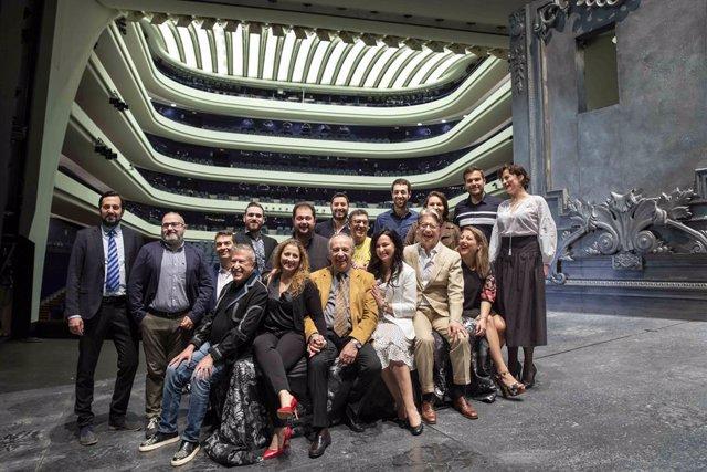 """Cultura.- Leo Nucci debuta en Les Arts con 'Rigoletto', la obra """"más perfecta"""" de Verdi"""