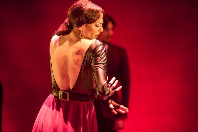 Málaga.- La Piñona presenta este sábado 'Emovere' en la Bienal de Arte Flamenco de Málaga