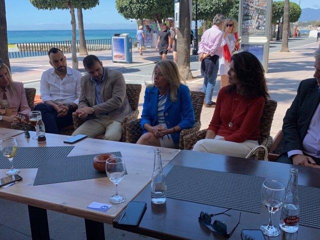 Málaga.- 26M.- El PP presentará la candidatura para que Marbella sea Capital de la Gastronomía en 2020 si gobierna