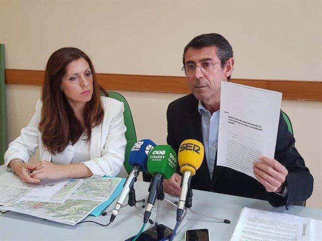 Málaga.-La Junta, la Diputación y los ayuntamientos colaborarán con 115.000 euros para combatir la avispilla del castaño