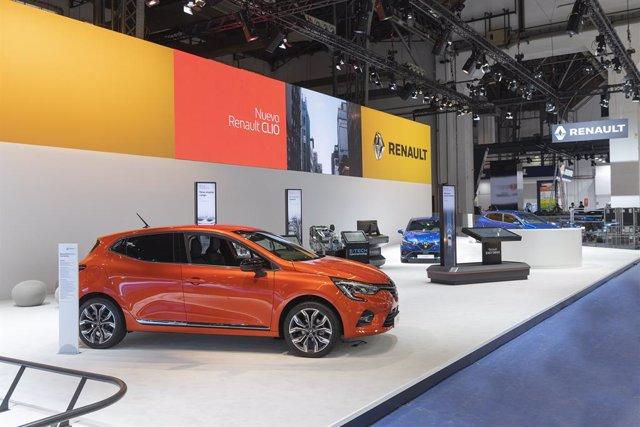 Economía/Motor.- Renault presenta en Barcelona el nuevo Clio y su visión sobre la movilidad del futuro