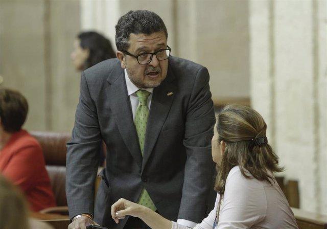 Francisco Serrano (Vox) obtiene plaza como magistrado en Sevilla a la que podrá incorporarse cuando deje la política