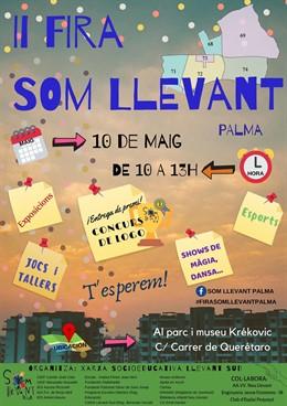 La red Som Llevant Sud organiza este viernes la II Fira Som Llevant en el Museo Krekovic de Palma