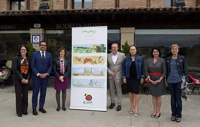 Las comunidades de la marca turística 'España Verde'avanzan en su promoción conjunta
