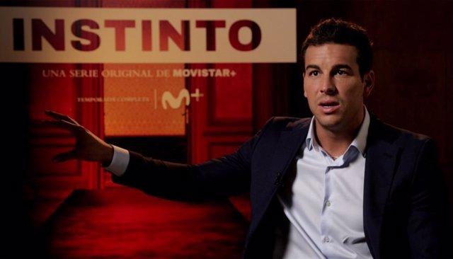 """Mario Casas protagoniza thriller erótico Instinto: """"El público está acostumbrado a series con fuerte carga sexual"""""""