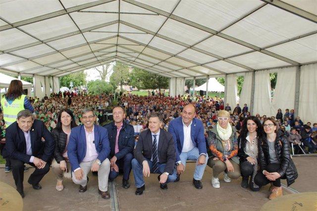 Aulas de Manualidades y Sociales de Diputación de Segovia reúnen 1.500 participantes en el Centro de Servicios Sociales