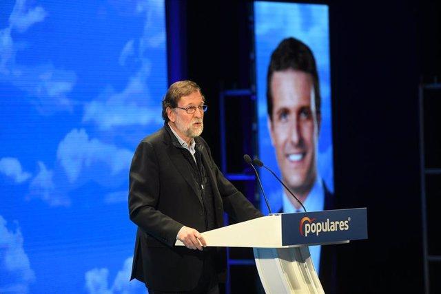 26M.- El PP de Galicia prevé contar de nuevo con Rajoy para la campaña de las elecciones municipales