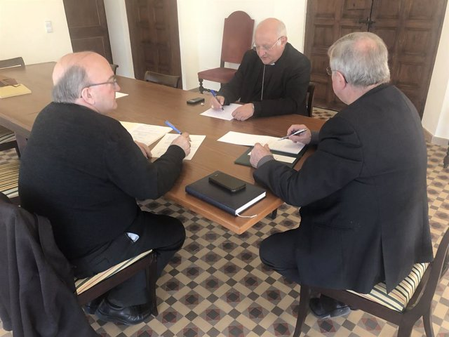 Los obispos de Mallorca, Menorca e Ibiza y Formentera abordan en Palma la situación actual de la sociedad balear