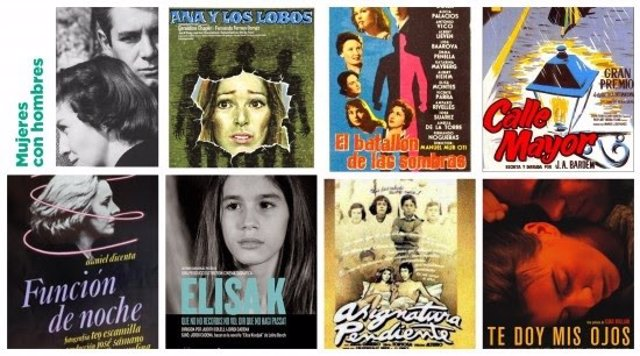 Un ciclo de cine de la Fundación SGAE analiza del 21 al 27 de mayo en Madrid la relación entre hombres y mujeres