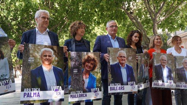 """26M.- El PI Inicia La Campaña Y Se Presenta Como Partido """"Territorial, Moderado Y De Centro"""" En Busca De """"Consensos"""""""