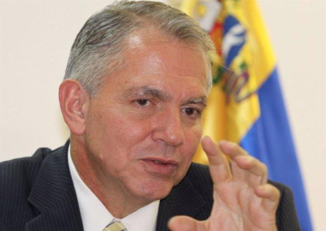 Detenido el exministro venezolano Javier Alvarado Ochoa en el marco de la causa por supuestos sobornos de Duro Felguera