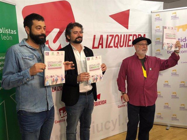 """26M-Sarrión (IU) defiende un programa """"social"""" y """"de cambio"""" con la igualdad y la lucha contra la despoblación como ejes"""