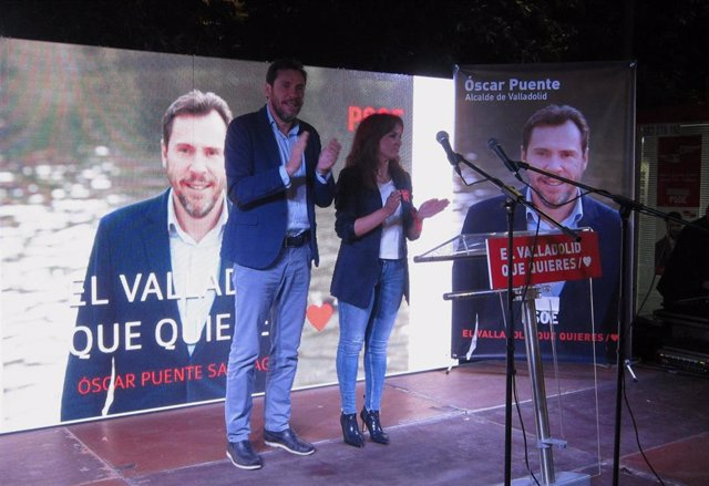 26M.- Puente Arranca La Campaña Con Rubalcaba Muy Presente Y Con Una Llamada A La Ilusión Para Que Su Proyecto Continúe