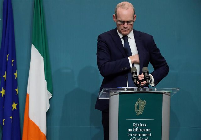 Brexit.- El ministro de Exteriores irlandés dice que la UE podría ofrecer aplazar 21 meses el Brexit