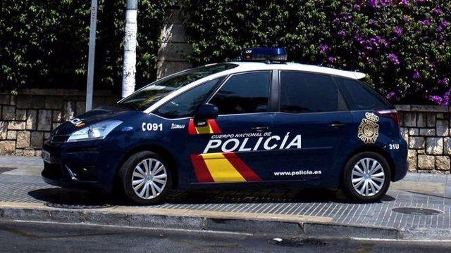 Sevilla.- Sucesos.- Detenidos dos jóvenes 'in fraganti' acusados de robar en el interior de un colegio de Dos Hermanas